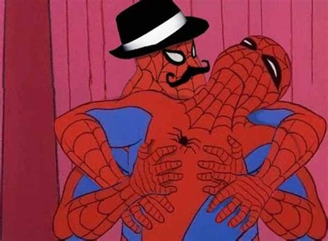 Spiderman Cartoon Meme - best of the 60s spiderman meme damn cool pictures