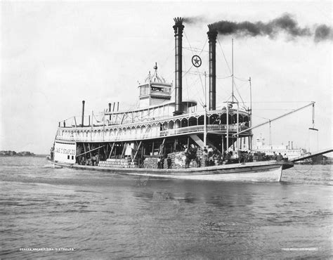 steamboat effects steamboats