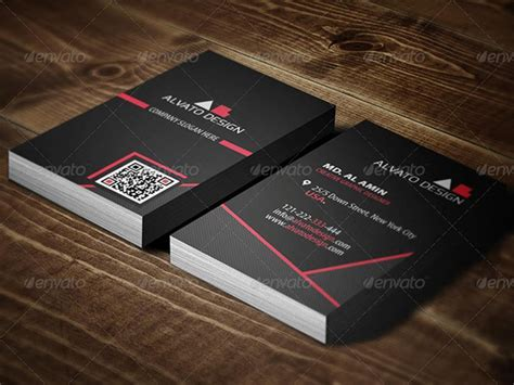 vertical business card template photoshop 5 sided vertical business card templates