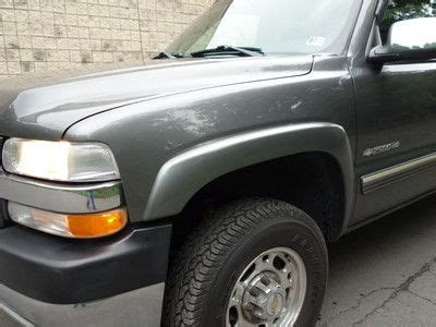 car manuals free online 2001 chevrolet silverado 2500 parking system sell used chevrolet silverado 2500hd 4x4 5 speed manual 65k free autocheck no reserve in