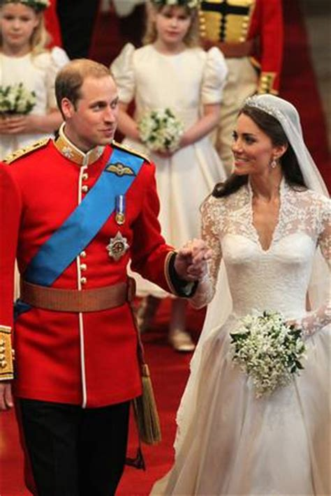 Hochzeit William Kate by Adelshochzeit Prinz William Heiratet Gala De