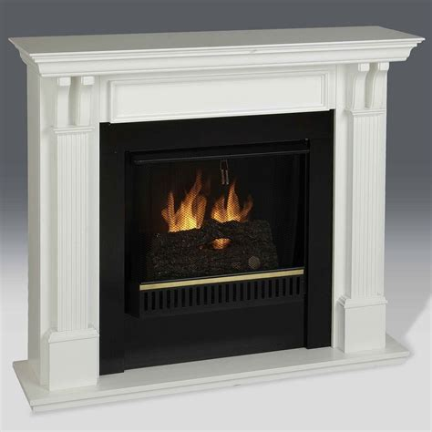 real gel fuel fireplace white at hayneedle