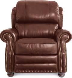 la z boy jamison high leg recliner