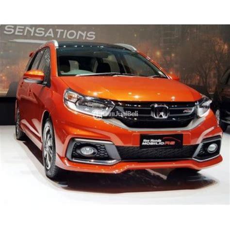 Tv Mobil Bekasi new honda mobilio 2017 kondisi baru mobil keluarga harga terjangkau bekasi dijual tribun