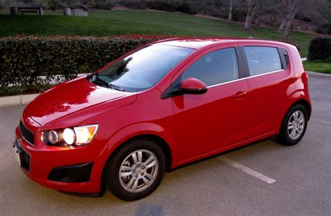 2015 chevy sonic hatchback lt why this ride