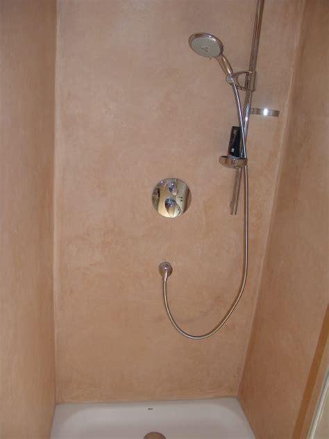 tadelakt dusche lehmbau sanierung mathias josef restaurator im