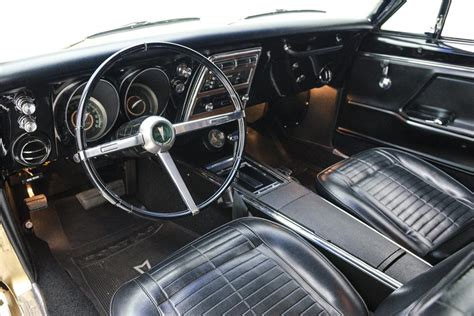 1967 Firebird Interior by 1967 Pontiac Firebird 400 2 Door Coupe 177220