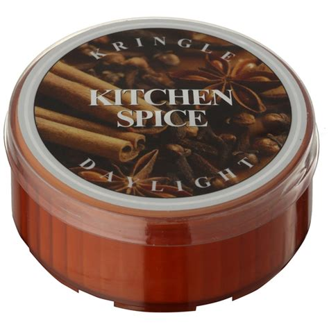 candele scaldavivande kringle candle kitchen spice candela scaldavivande 35 g