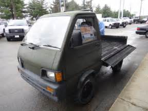 Daihatsu Mini Trucks For Sale Daihatsu Mini Truck 1319 Foster Ave Nashville Tn