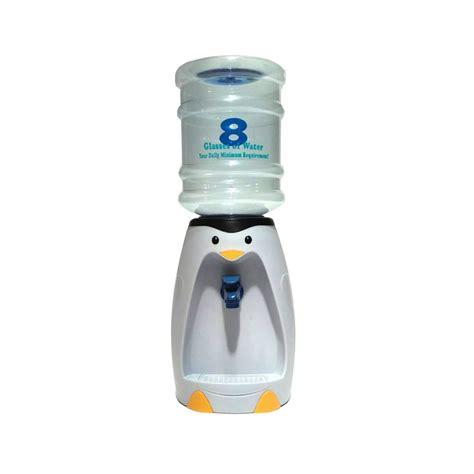 Dispenser It penguin shaped water dispenser for children pingi