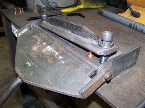 home made sheet metal brake pirate4x4 4x4 and