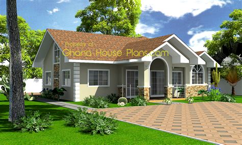 ghana house plan smart placement ghana homes plans ideas house plans 77759