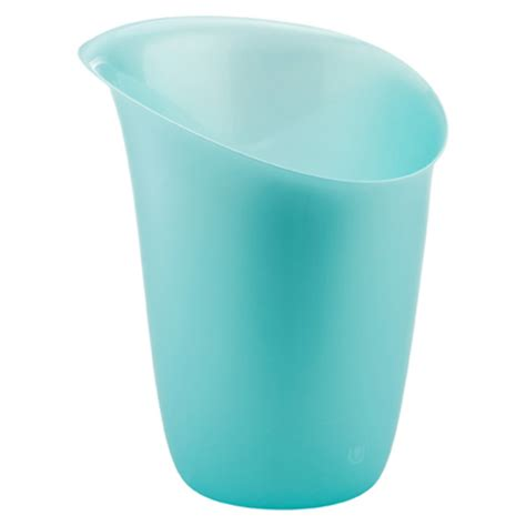 Turquoise Bathroom Trash Can Calla Trash Can By Umbra Everything Turquoise