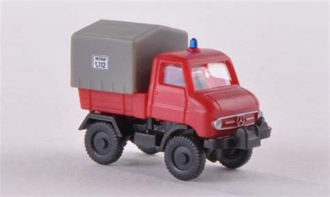 Diecast Replika Miniatur Merchedes 160 mercedes unimog u 411 feuerwehr wiking diecast model car 1 160 buy sell diecast car on