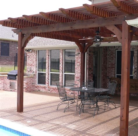 wood patio awnings custom backyard creations russdj1 s weblog