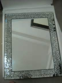 bathroom mosaic mirror mosaic mirror for home decoration bathroom by laiwu