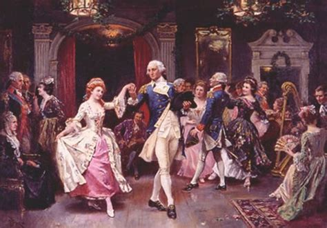 george washington a biography in social dance debutante balls and other social pageantry nobility and