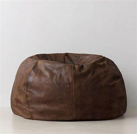 leather bean bag chair leather bean bag chair chairs seating