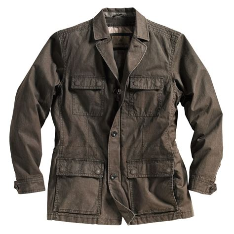 rugged coat s rugged safari travel jacket national geographic store