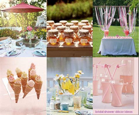 summer bridal shower centerpiece ideas summer bridal shower decorations bridal shower decor ideas by wedding elegance san diego