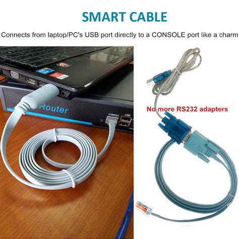 console cable to usb galleon usb console cable usb to rj45 cable essential