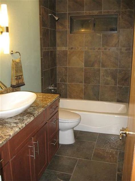 bathroom slate tile ideas i m looking for pictures of the best looking bathrooms
