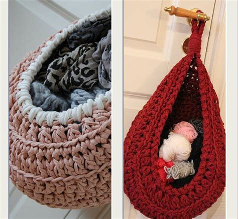 free pattern this large hanging basket can be used for