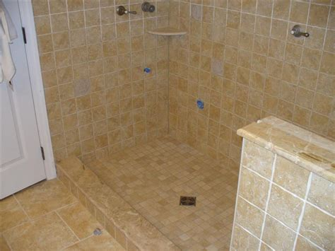 Re Tile Shower by Tiling Shower And Seat Page 3 Tiling Contractor Talk
