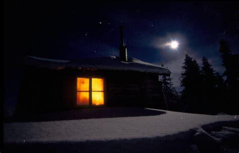 lappland eine einsame h 252 tte im tiefen schnee 35 grad - Einsame Hütte Im Schnee Mieten