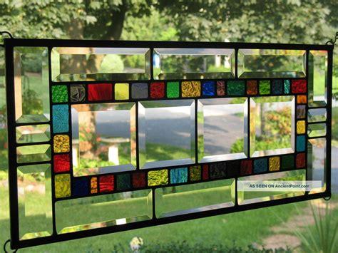Color Panel Glasses glass window large glass window