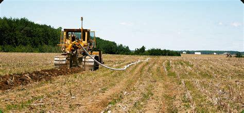 drainage richelieu drainage agricole montrgie sainte