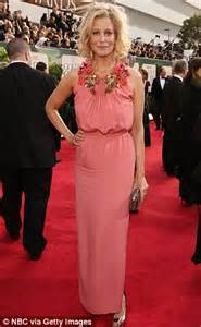through cut up sheets and dresses rather dodgy face golden globes 2013 red carpet halle berry s atrocious cut