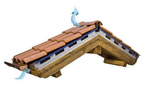 come coibentare un terrazzo tetto ventilato una soluzione per isolare