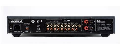 Home Cinema Design Uk A19 Integrated Amplifier Arcam