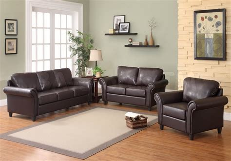 decorating with leather sofa living room ideas with dark brown leather sofas