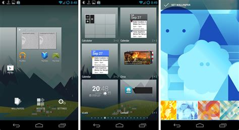 android loader home android 4 4 launcher apk and new now with ok hotword