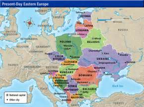 map of eastern us and western europe world cultures maps