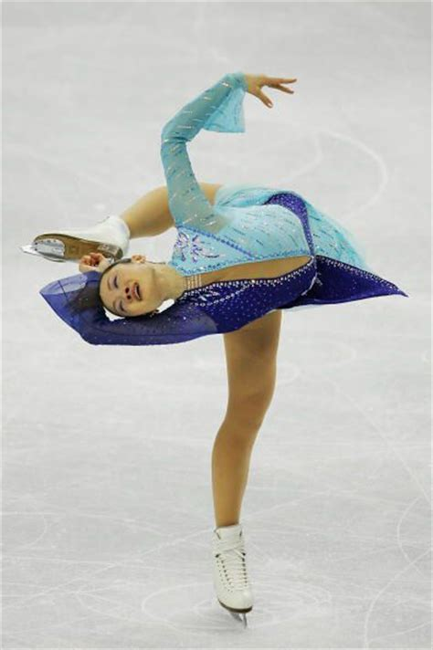 Wardrobe At Olympics by Popular Olympic Figure Skaters