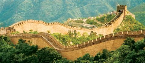 Modern Marvels Great Wall Of China by China Beijing The Yangtze Shanghai Go Ahead Tours