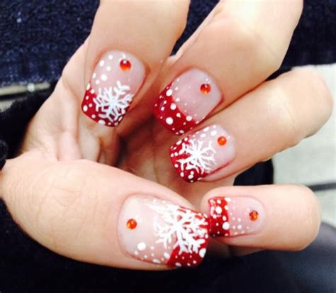 Deco Ongle Pour Noel by Ongle No 235 L Onglerie