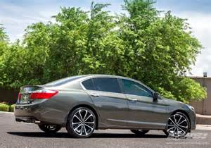 20 Inch Rims For Honda Accord 2013 Honda Accord With 20 Quot Enkei Svx In Black Machined