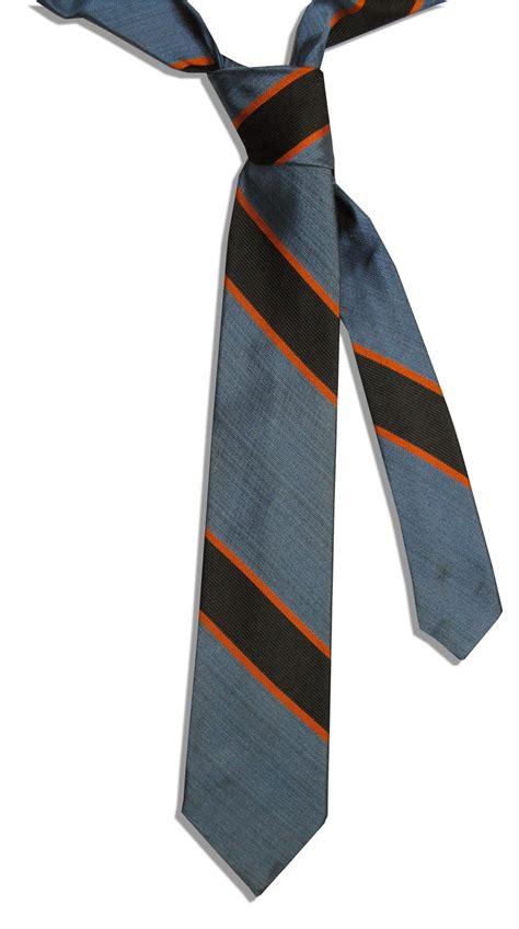 neck tie lot detail f kennedy personally worn necktie