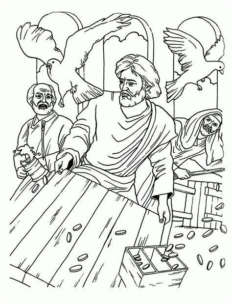 coloring page zechariah zechariah coloring page coloring home
