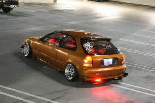 Civic Honda Modified Modified Honda Civic Modified Cars Zone