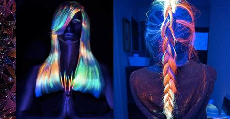 glow in the hair color glow in the hair is 2016 s hair craze