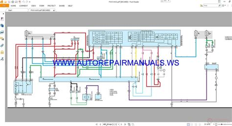2013 toyota rav4 engine wiring diagrams wiring diagrams