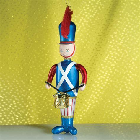 de carlini toy soldier christmas ornament the cottage shop