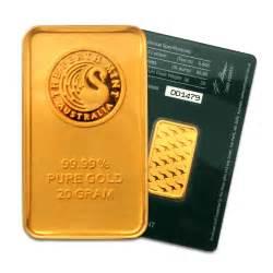 Buy Bar Perth Mint 20 Gram Gold Bar Buy Perth Mint 20 Gram Gold Bars