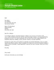 Dispute Letter To A Bank 12 Best Images Of Dispute Letter Format Credit Dispute Letter Sle Business Letter Format