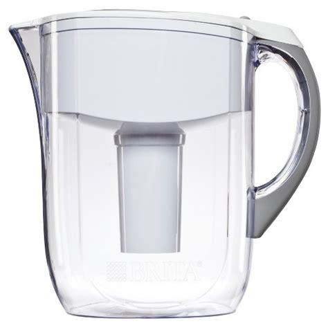 Kitchen Faucet Reviews brita grand 10 cup water pitcher target
